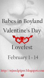 Babes in Boyland love fest badge150