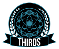 THIRDS logo