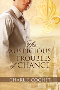 The Auspicious Troubles of Chance Book Cover 200